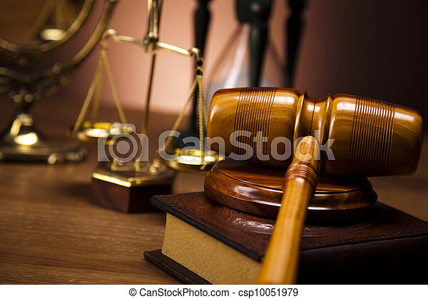 Law - csp10051979