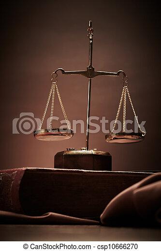 Law - csp10666270
