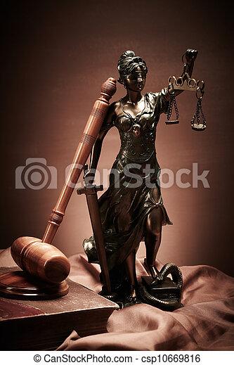Law - csp10669816