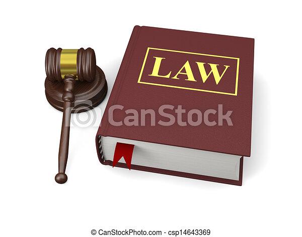 Law - csp14643369