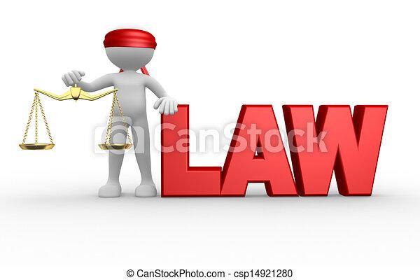 Law - csp14921280