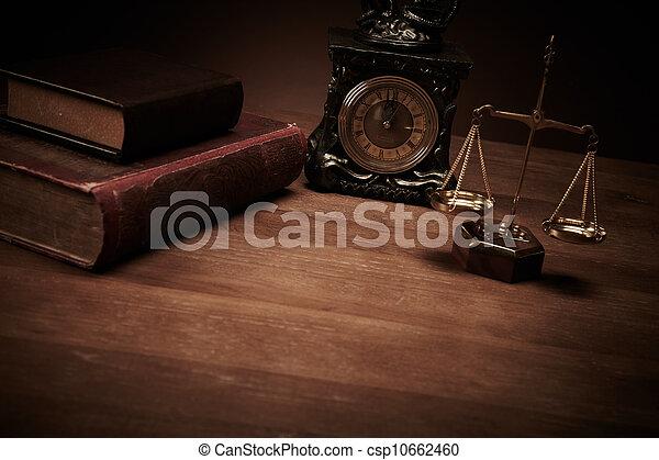 Law - csp10662460