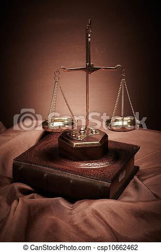 Law - csp10662462