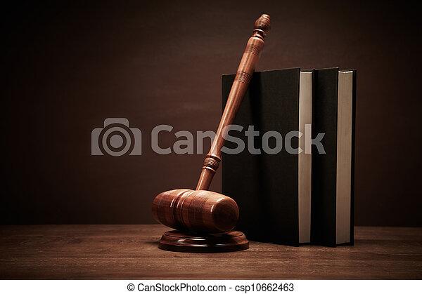 Law - csp10662463