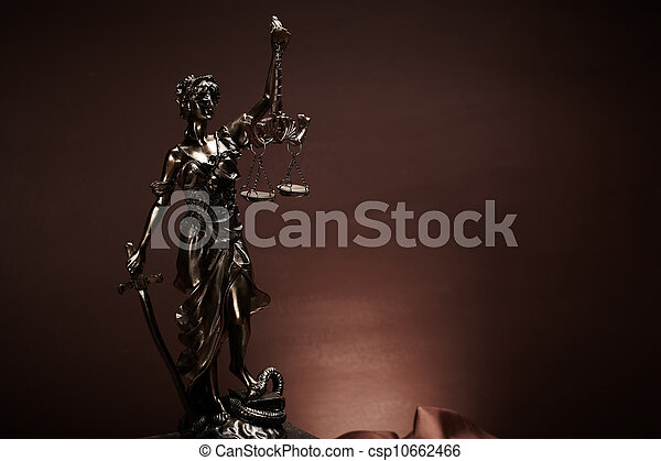 Law - csp10662466