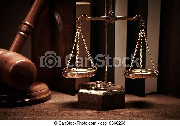 Law - csp10666268