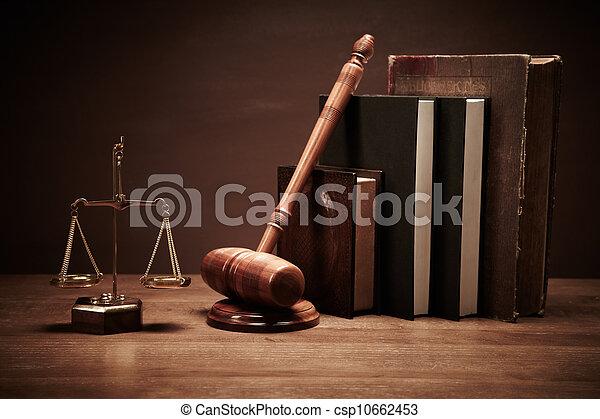 Law - csp10662453