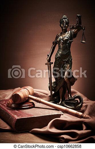 Law - csp10662858