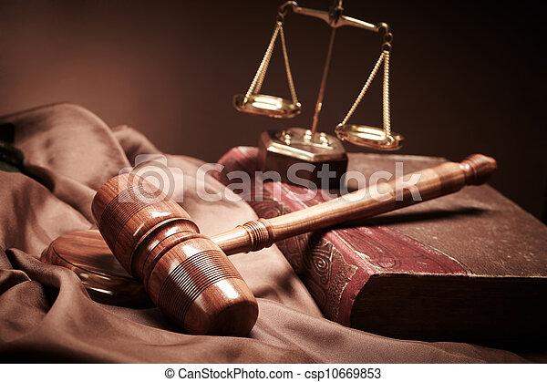 Law - csp10669853
