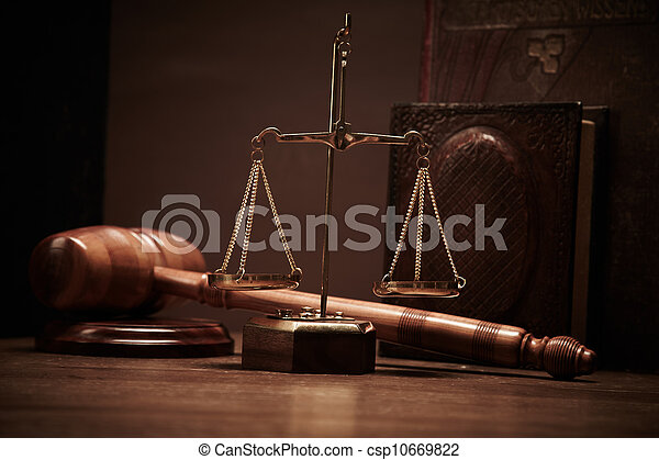 Law - csp10669822