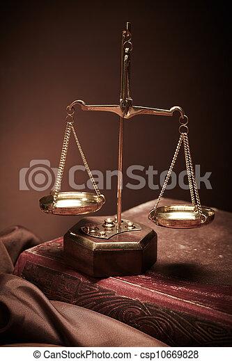 Law - csp10669828
