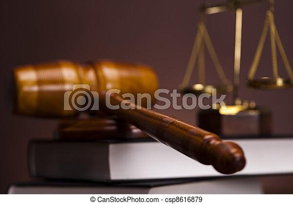 Law - csp8616879