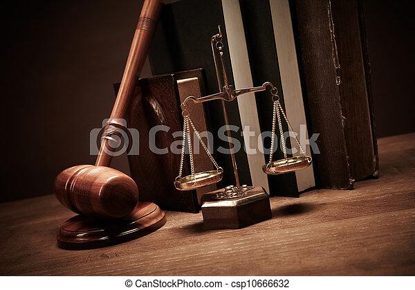 Law - csp10666632