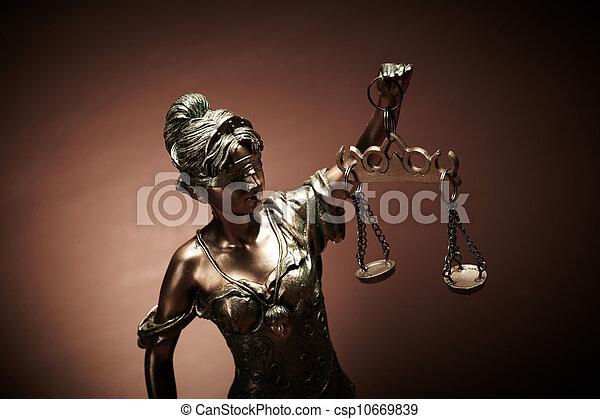 Law - csp10669839