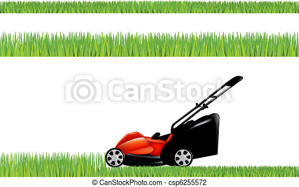 Lawnmower - csp6255572