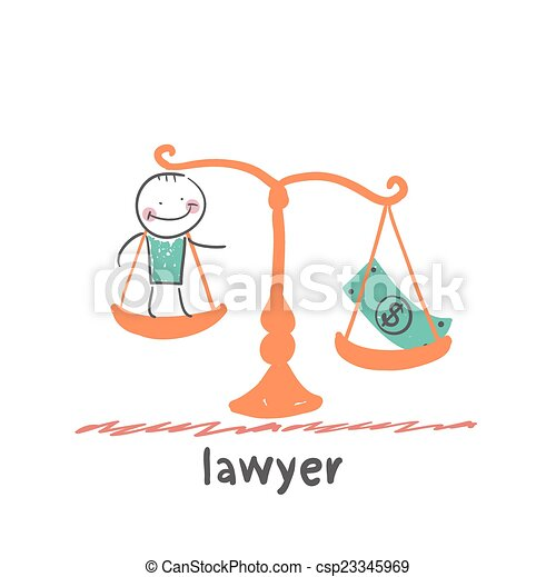 lawyer - csp23345969