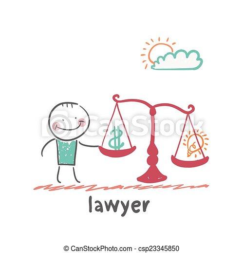 lawyer - csp23345850