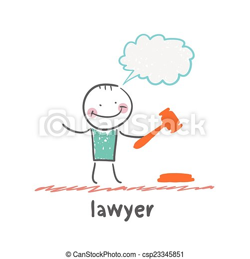 lawyer - csp23345851