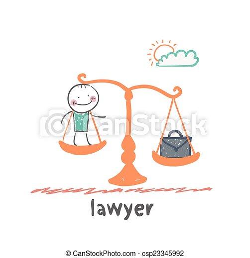 lawyer - csp23345992