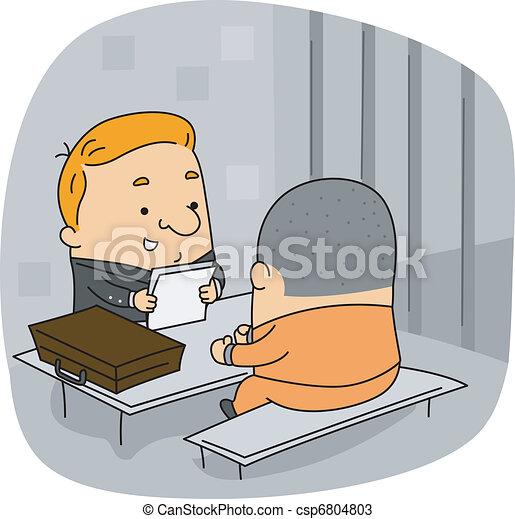 Lawyer - csp6804803