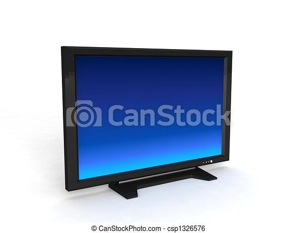 Fernsehen - csp1326576