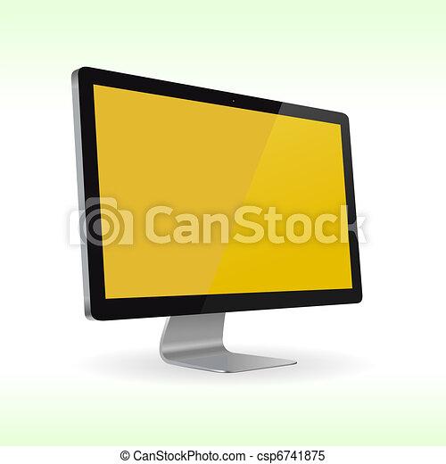lcd, monitor - csp6741875