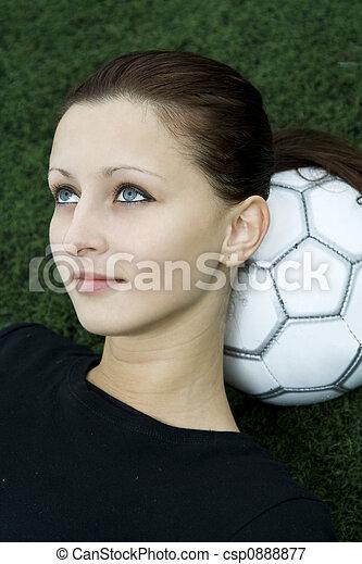 leány, futball - csp0888877