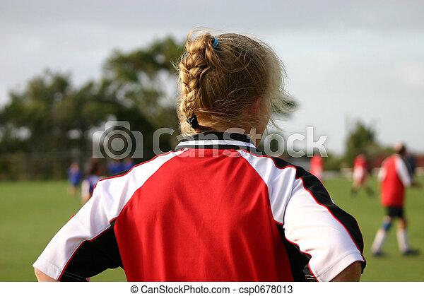 leány, futball - csp0678013
