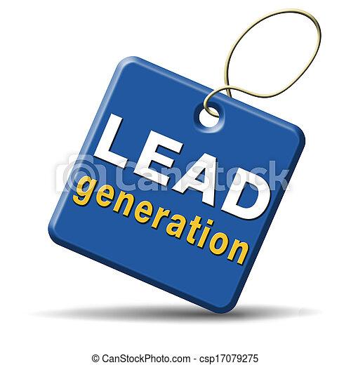 lead generation - csp17079275