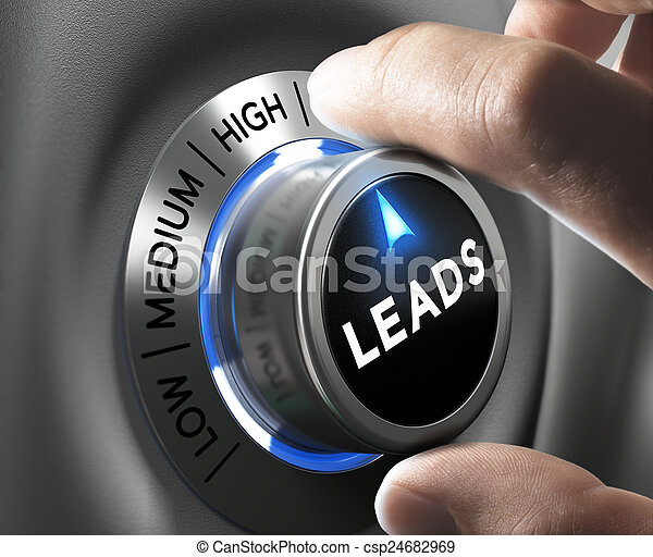 Lead Generation - csp24682969
