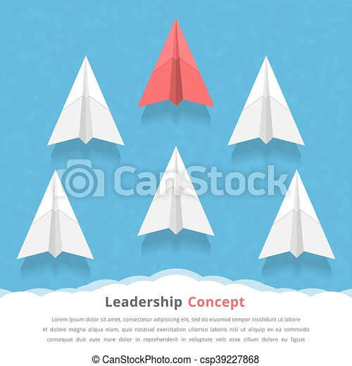Leadership Concept - csp39227868