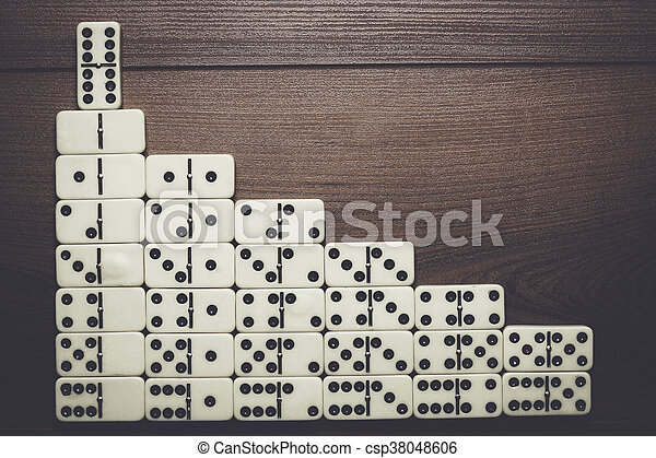 Dominoes Pieces