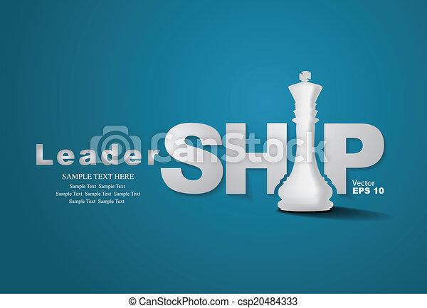 Leadership concept  - csp20484333