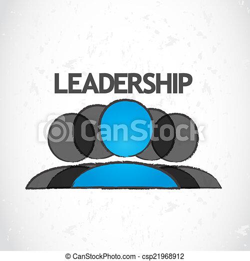 leadership concept - csp21968912
