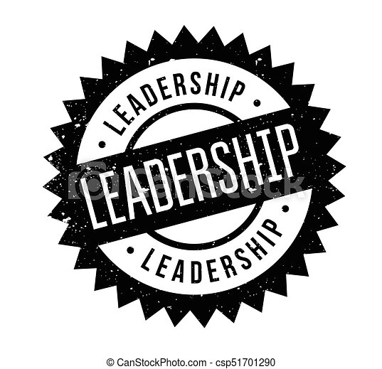 Leadership rubber stamp - csp51701290