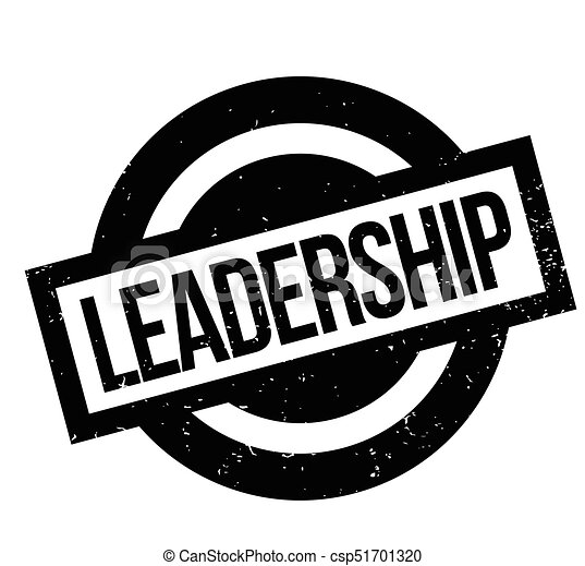 Leadership rubber stamp - csp51701320