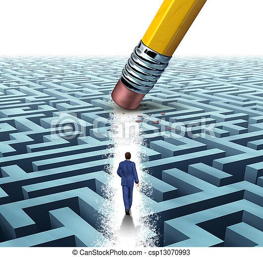 Leadership Solutions - csp13070993