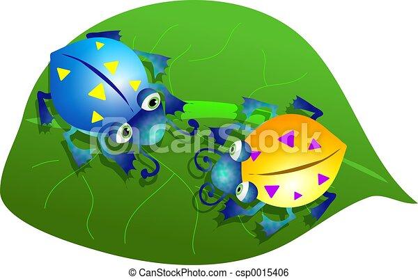 Leaf Bugs - csp0015406