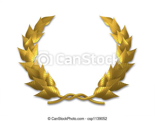 Leaf crest - csp1139052