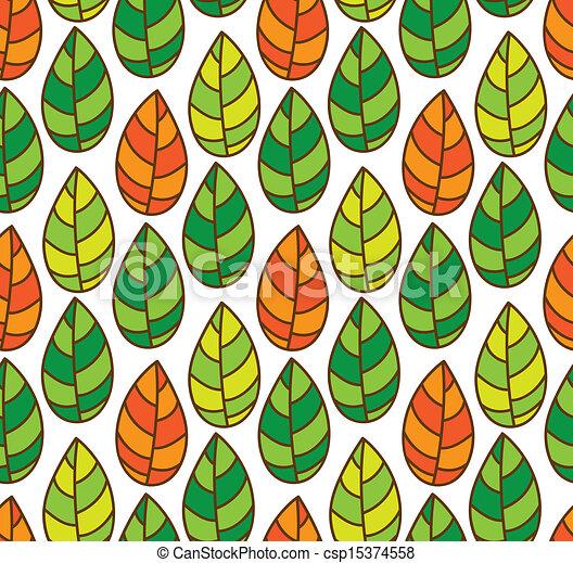 leaf pattern - csp15374558