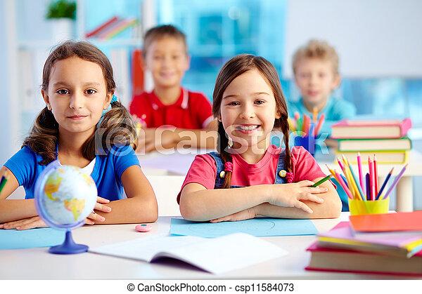 learners, jovem - csp11584073
