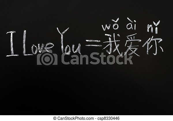 Learning Chinese Language From I Love You Learning Chinese