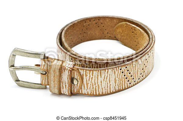leather belt - csp8451945