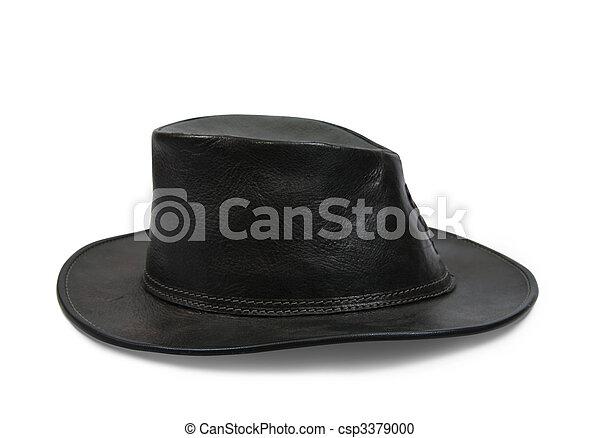 5ff664e540c4b leather cowboy hat - csp3379000