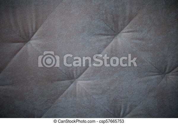 Leather Sofa Texture Seamless Background Gray Upholstery Sofa With