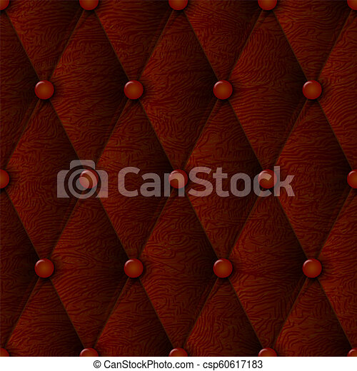 Leather Texture Luxury Brown Seamless Pattern Leather Background Material For Furniture Wallpaper And Interior