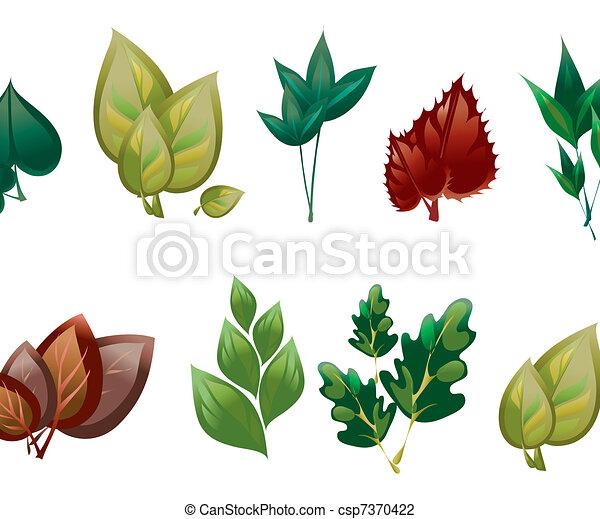 leaves - csp7370422