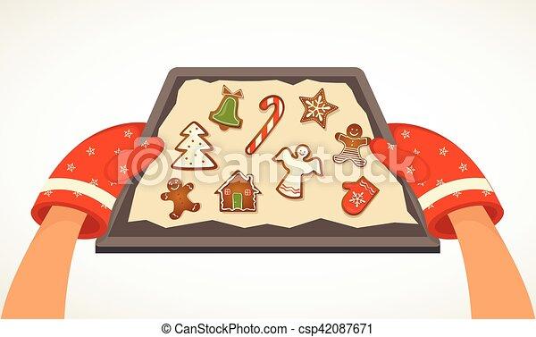 Weihnachtsgebäck Clipart.Lebkuchen Backstube Weihnachtsgebäck