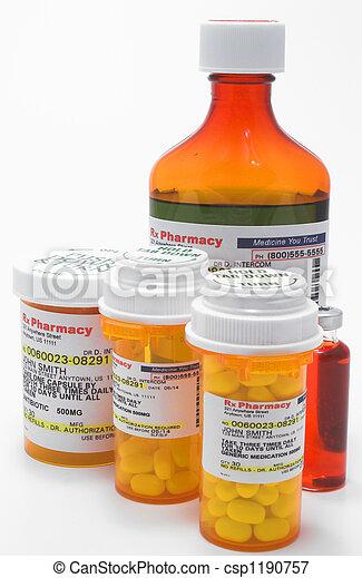 leczenie, recepta - csp1190757