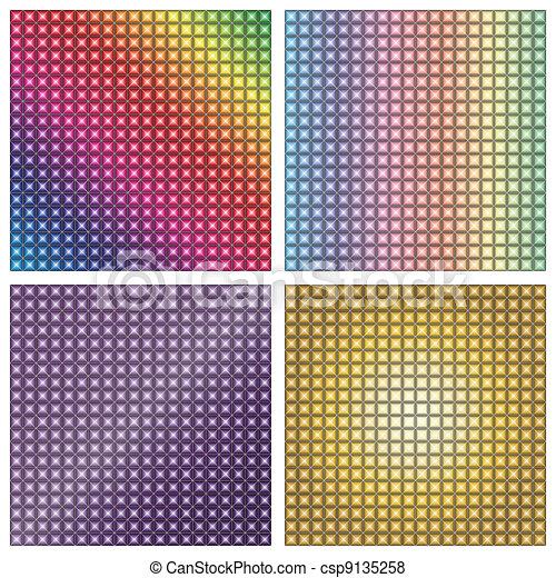 LED display background - csp9135258
